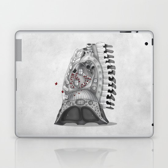 Once Upon a Time in ... Laptop & iPad Skin