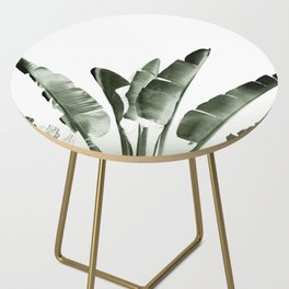 Traveler palm Side Table