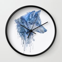 Loup Wall Clock