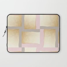 Pastels + Gold #society6 #decor #buyart Laptop Sleeve