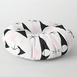 Harlequin Starburst Floor Pillow