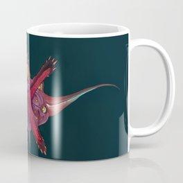 Bubble Monster Coffee Mug