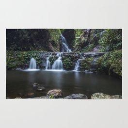 Elabana Falls in the Gold Coast Hinterlands Rug