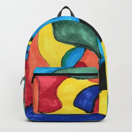 Stained Glass Eye Backpack