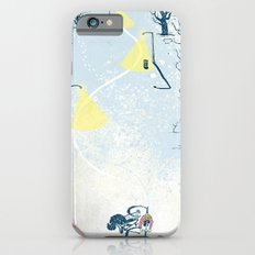 Winter Cycling iPhone 6s Slim Case