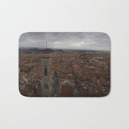 Firenze from Above Bath Mat