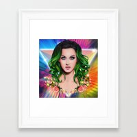 prism Framed Art Prints featuring Prism by Will Costa