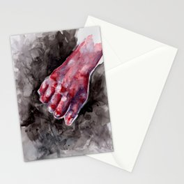 Hold. Stationery Cards