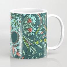 Calavera Cat Mug