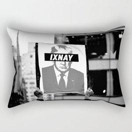 Ixnay Rectangular Pillow