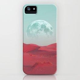 Pink Sahara iPhone Case