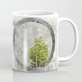 'Trees are sanctuaries' Coffee Mug