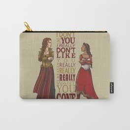 Galavant - I Don't Like You Carry-All Pouch