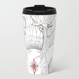 Deer, Oh Deer! Travel Mug