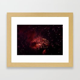 Super Nova Framed Art Print
