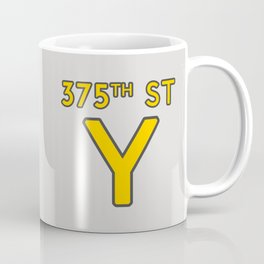 375th Street Y Coffee Mug