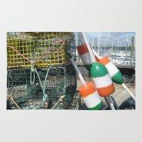 irish Area & Throw Rugs featuring Irish by courtney2k ⚓ design™