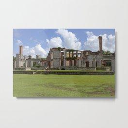 Dungeness Ruins | Cumberland Island, GA Metal Print