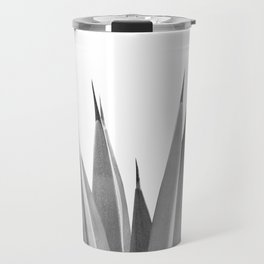 Gray Agave Dream #1 #tropical #decor #art #society6 Travel Mug