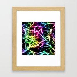Neurons Cell Healthy Framed Art Print