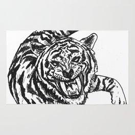 TIGER! Rug