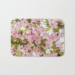 Springtime Blossoms Bath Mat