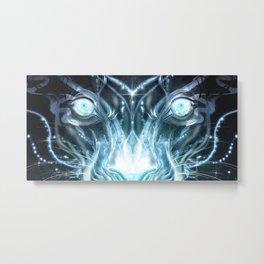 Transformative Metal Print