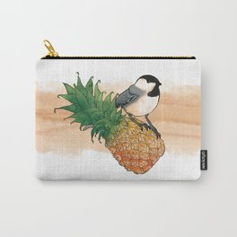 pineapple chickadee! Carry-All Pouch