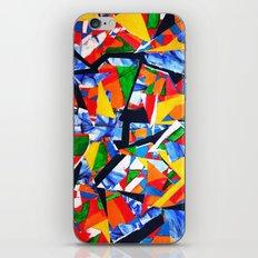 Formas # 5 iPhone & iPod Skin