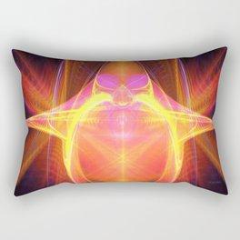 Star Rider Rectangular Pillow
