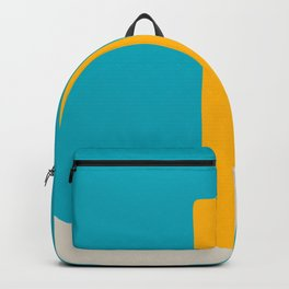 Mid Century Modern 9 Backpack
