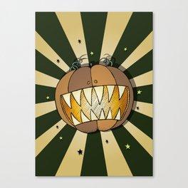 Pumpkin No.2 Canvas Print