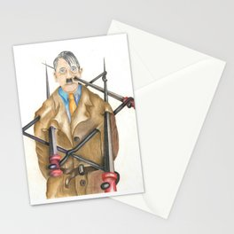 Never Again Stationery Cards