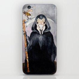 Deer Death iPhone Skin