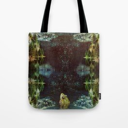 Black River Tote Bag