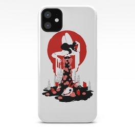 Levitation Spell iPhone Case