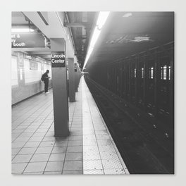 Lincoln Center Subway Canvas Print