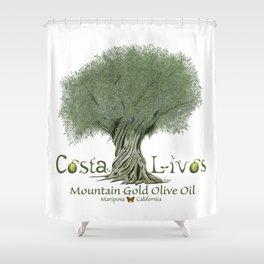 CostaLivos  Shower Curtain