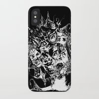 nightmare iPhone & iPod Cases featuring Nightmare by George Peters