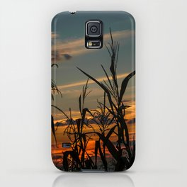 Maizen in the sunset iPhone Case