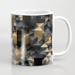 Cutting Corners Coffee Mug