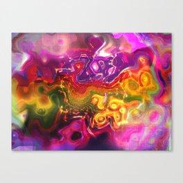 Into My Energy Canvas Print