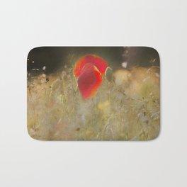 Meadow flowers Bath Mat