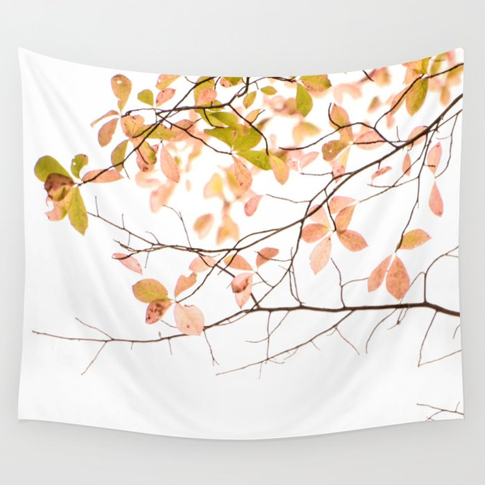 Autumn Lite Wall Tapestry