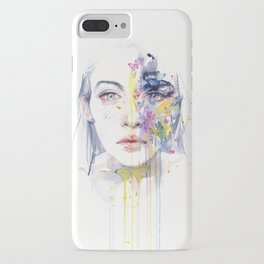 miss bow tie iPhone Case