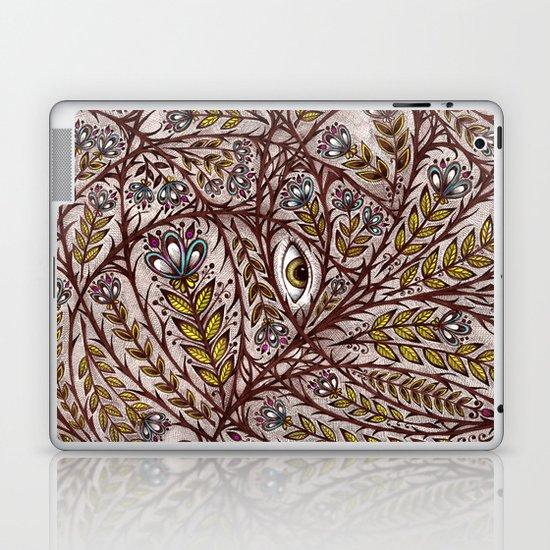 Golden Eye Laptop & iPad Skin