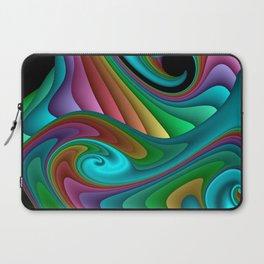 fractal squares -04- Laptop Sleeve
