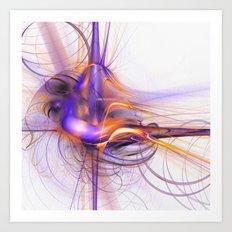 Delika 5 Art Print
