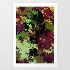 Question. Art Print