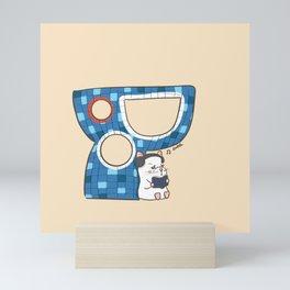 Playground Mini Art Print